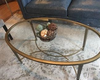 This coffee table will go with any decor