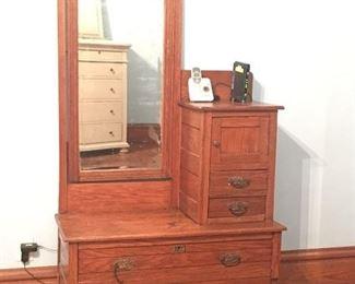 Beautiful Gentleman's dresser.