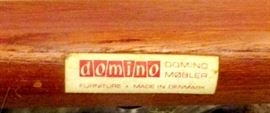 Domino Mobler Teak Furniture Made in Denmark