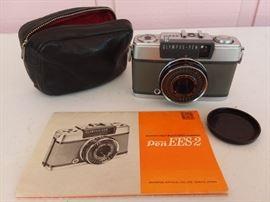 Vintage Olympus EES-2