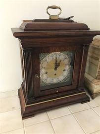 Howard Miller mantle clock $ 80.00 (not running)