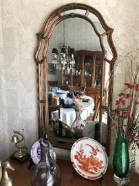 Framed Mirror $ 58.00