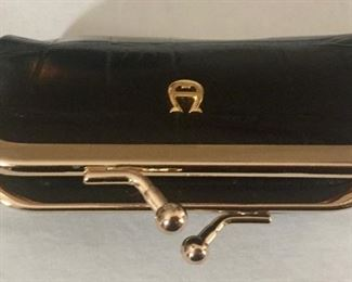 Etienne Aigner Leather Case