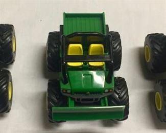 John Deer Toy Tractors