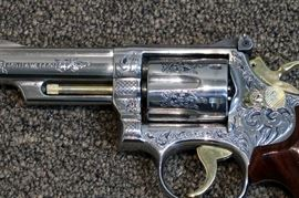 LSV CLOSE UP OF S&W MODEL 66