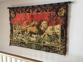 Call of the Wild Tapestry
