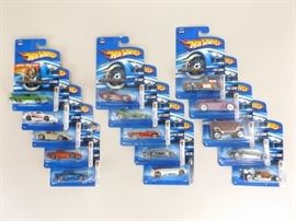 15 NEW 2006 Hot Wheels First Editions