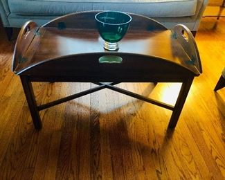 Cherry Butler's Coffee Table