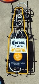 "Corona Extra Beer Electric Neon Bar Sign, 34"" x 9"""