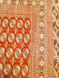 Bokkarah rug