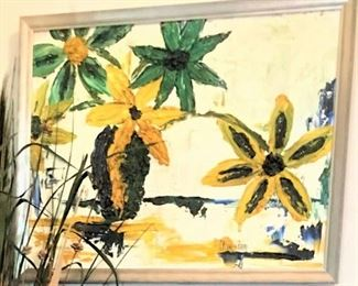 J. Kenneth Rabby oil painting