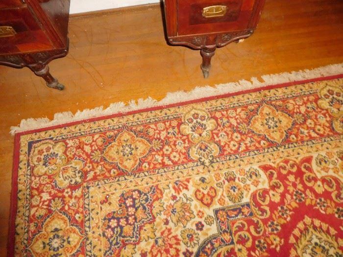 area  rug(wool)