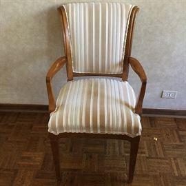 Dining table arm chair by Century - 1 of 2