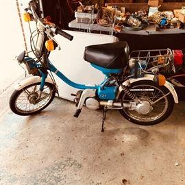 Yamaha QT50 Yamahooper