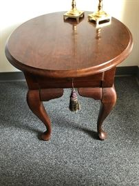 Broyhill side table