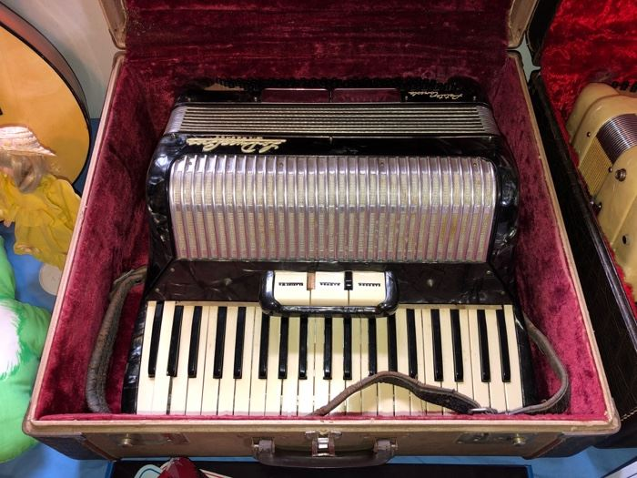 Lo Duca Bros. accordion