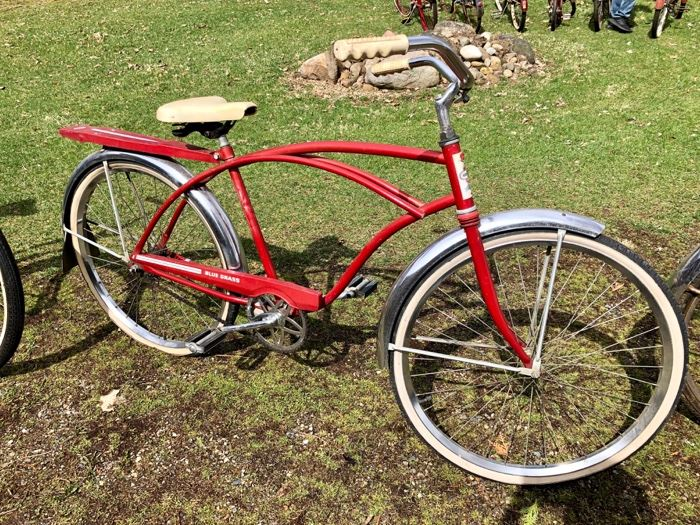 Blue Grass men's cruiser bike
