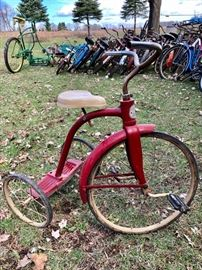 Eaton's Custom tricycle