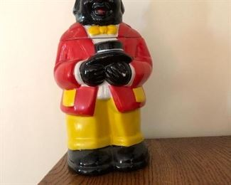 Uncle Moses cookie jar