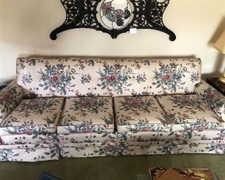 Extra long couch