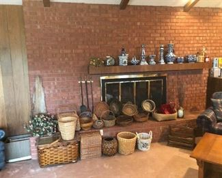 Baskets and miscellaneous