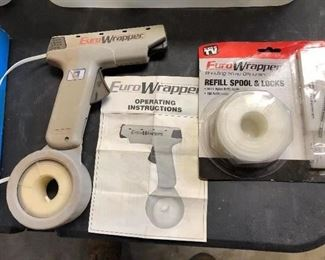 Euro Wrapper w/2 refill spools