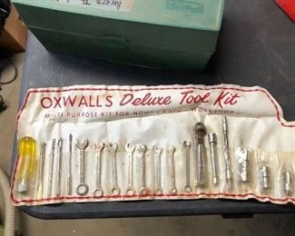 Oxwall's Deluxe Tool Kit