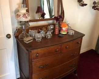 Beautiful antique dresser