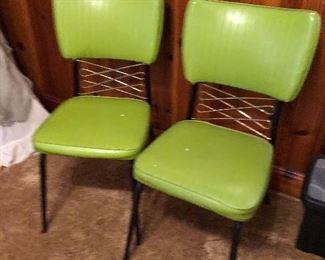 Vintage Retro Chairs