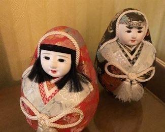 Oriental/Asian Dolls