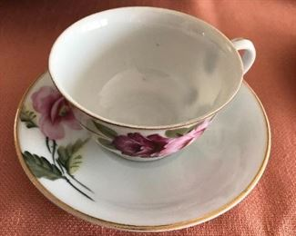 Tea cups Made in Occupied Japan
