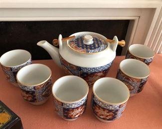 Amari Style Tea set