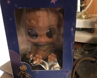 Groot toy figures new in box