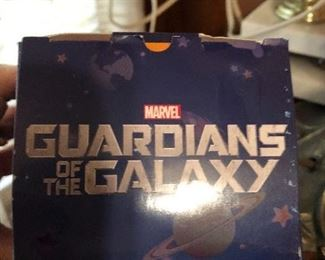 Marvel Guardians of the Galaxy Groot toys