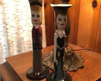 Ganz Susan Paley Vase/Candle stick holders