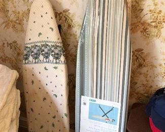 New and Vintage Ironing Board