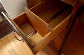 Inside View of Drawers