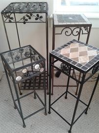 End Tables Plant Stands