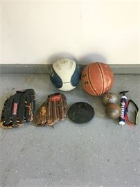 44. Sporting Equipment