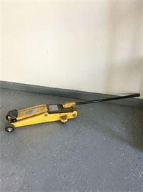 50. Hydraulic Floor Jack