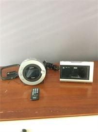 65. Two Clock Radios