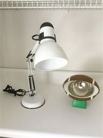 74. Desktop Lamp and Box