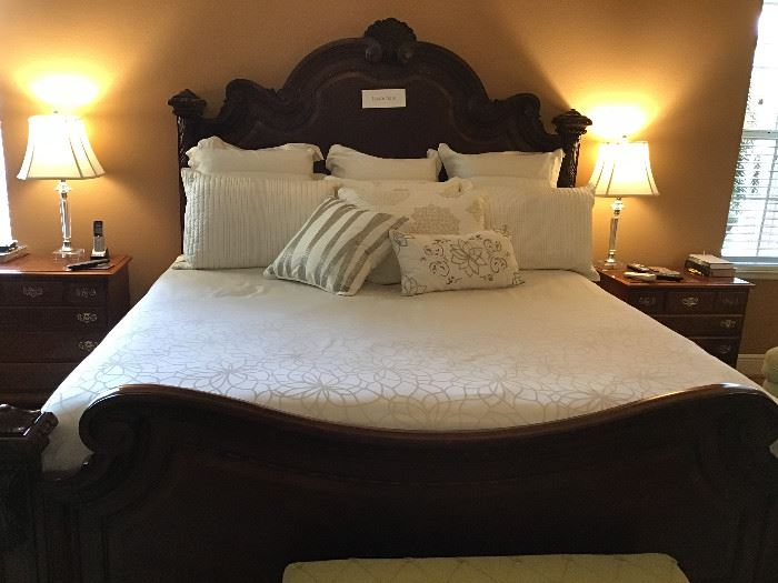 Spectacular King Size Bed
