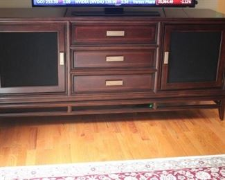 Entertainment Unit / Media Cabinet by Thomasville