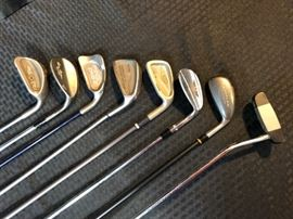 Ping, Cobra and other clubs