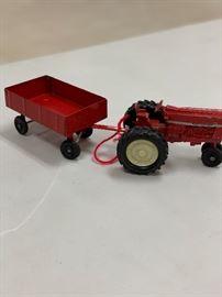 Vintage Ertl Tractor Set