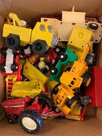 Tons of Toys...