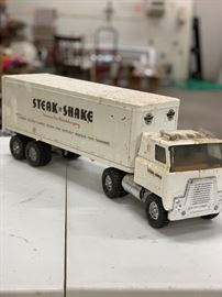 Who wants Steak & Shake by the Tractor Trailer Load?