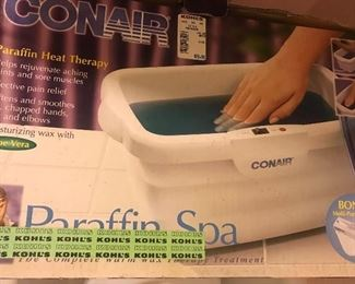 Paraffin wax home spa. New in box