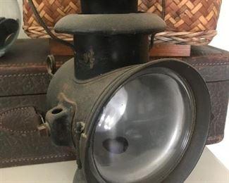 Dietz Union driving lamp